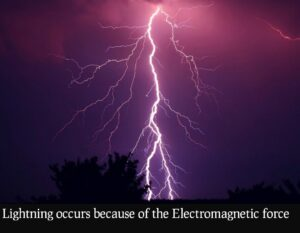 effect of electromagnetic force