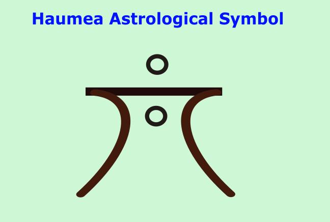 haumea symbol